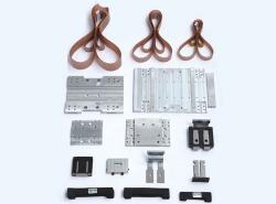 电脑车皮带、滑块组件